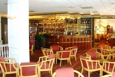 Hotel Continental: Bar GUAYAQUIL