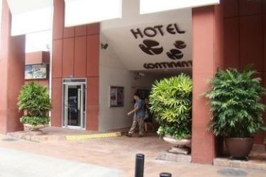 Hotel Continental: Exterieur GUAYAQUIL