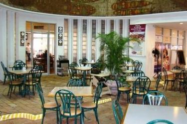 Hotel Continental: Restaurant GUAYAQUIL