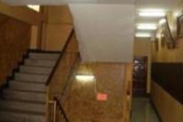 Eloy Alfaro Hotel: Hall GUAYAQUIL