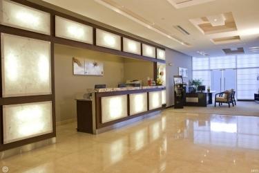 Sonesta Hotel Guayaquil: Lobby GUAYAQUIL