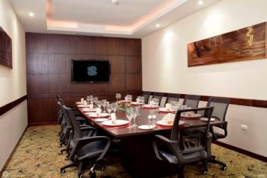 Sonesta Hotel Guayaquil: Sala Conferenze GUAYAQUIL