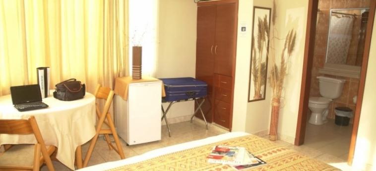 Hotel Air Suites: Cheminée GUAYAQUIL