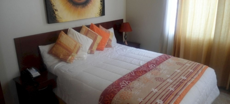 Hotel Air Suites: Living Room GUAYAQUIL