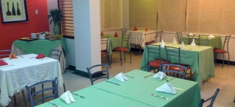 Hotel Air Suites: Restaurant GUAYAQUIL
