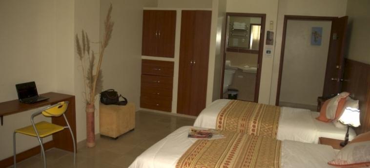 Hotel Air Suites: Winter Garden GUAYAQUIL