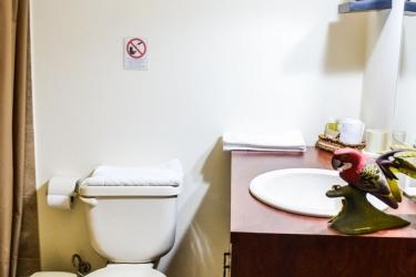 Hotel El Escalon: Cuarto de Baño GUAYAQUIL