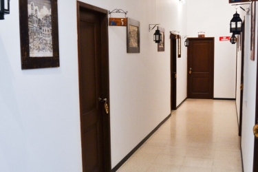 Hotel El Escalon: Pasillo GUAYAQUIL