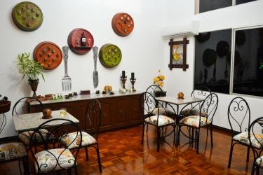 Hotel El Escalon: Restaurante GUAYAQUIL