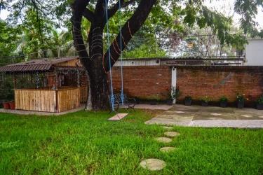 Hotel El Escalon: Terraza / Patio  GUAYAQUIL