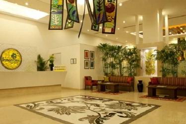 Hotel Lemon Tree Premier 1, Gurugram: Lobby GURGAON