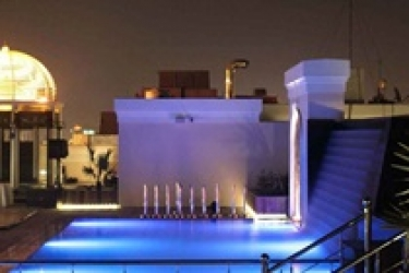 Hotel The Pllazio Gurgaon: Lounge Bar GURGAON