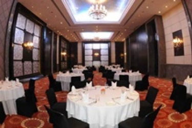 Hotel The Pllazio Gurgaon: Restaurante GURGAON