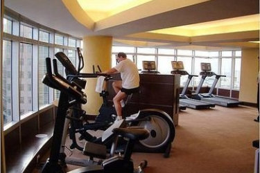 Hotel Fortune Global Select: Centro Fitness GURGAON
