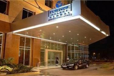 Hotel Fortune Global Select: Esterno GURGAON