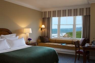 Hotel Ritz Carlton, Half Moon Bay: Bedroom HALF MOON BAY (CA)
