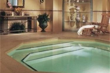 Hotel Ritz Carlton, Half Moon Bay: Indoor Swimmingpool HALF MOON BAY (CA)