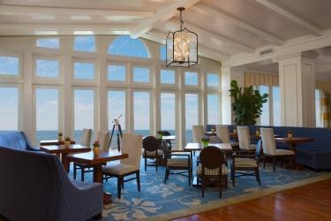 Hotel Ritz Carlton, Half Moon Bay: Restaurant HALF MOON BAY (CA)