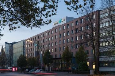 Hotel Motel One Hamburg-Altona: Exterior HAMBURGO