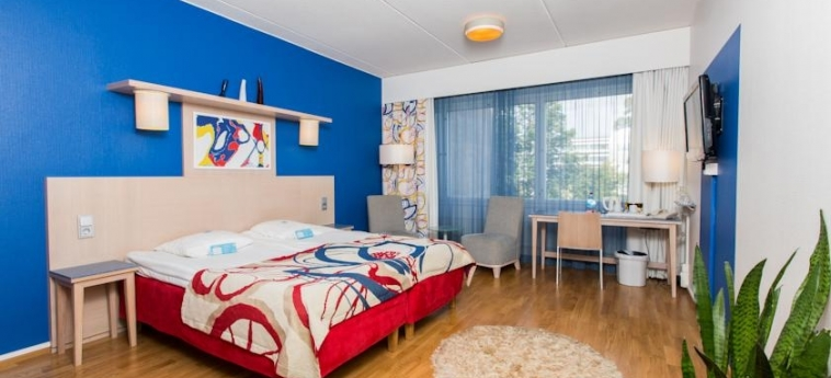 Hotel Scandic Hameelinna City: Habitación HAMEENLINNA