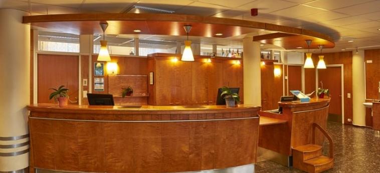 Hotel Scandic Hameelinna City: Reception HAMEENLINNA