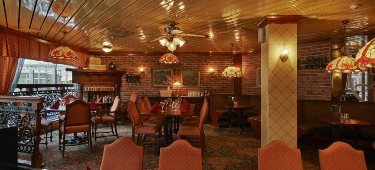 Hotel Scandic Hameelinna City: Restaurante HAMEENLINNA