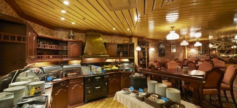 Hotel Scandic Hameelinna City: Buffet HAMEENLINNA
