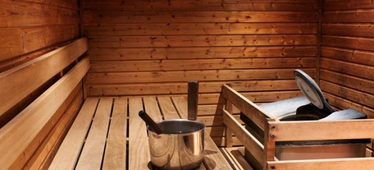 Hotel Scandic Hameelinna City: Sauna HAMEENLINNA