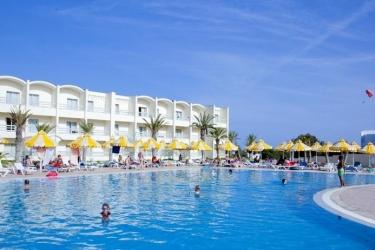 Hotel Dar Khayam: Esterno HAMMAMET
