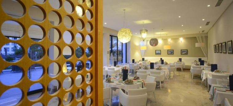 Hotel Vincci Nozha Beach & Spa: Dining Area HAMMAMET