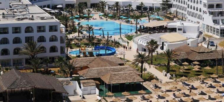 Hotel Vincci Nozha Beach & Spa: Exterior HAMMAMET