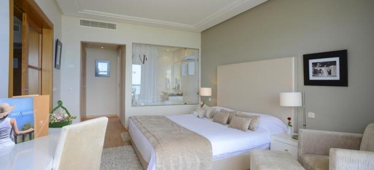 Hotel Vincci Nozha Beach & Spa: Habitación HAMMAMET