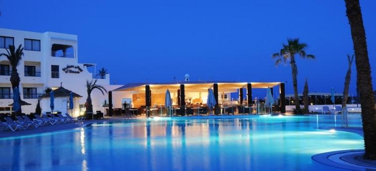 Hotel Vincci Nozha Beach & Spa: Piscina HAMMAMET