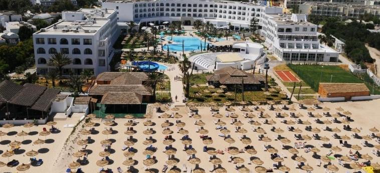 Hotel Vincci Nozha Beach & Spa: Playa HAMMAMET