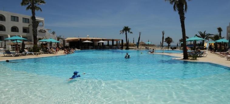 Hotel Vincci Nozha Beach & Spa: Swimming Pool HAMMAMET