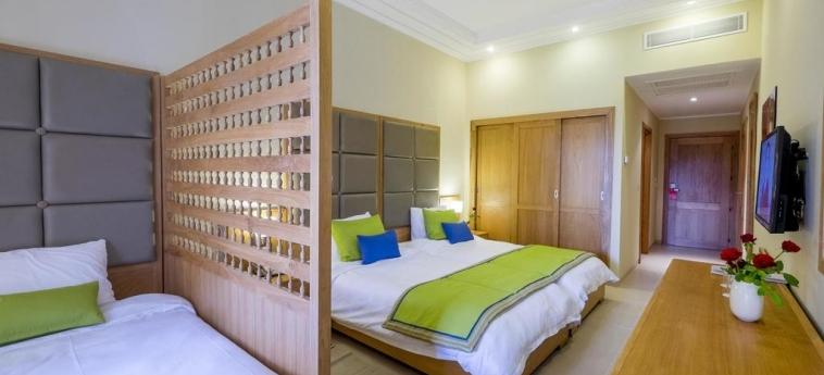 Bel Azur Hotel: Chambre HAMMAMET