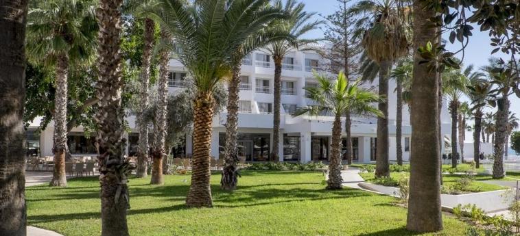 Bel Azur Hotel: Jardin HAMMAMET