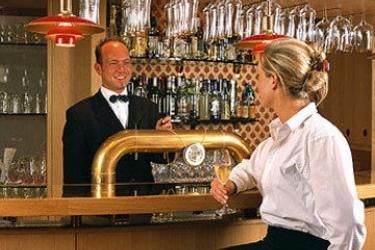 Hotel Mercure Hannover City: Lounge Bar HANOVER