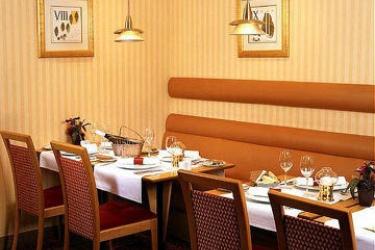Hotel Mercure Hannover City: Restaurante HANOVER