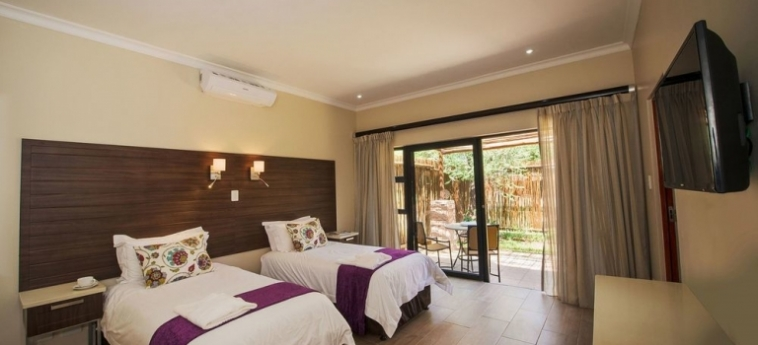 Hotel Seasons Sport And Spa: Detail HARTBEESPOORT