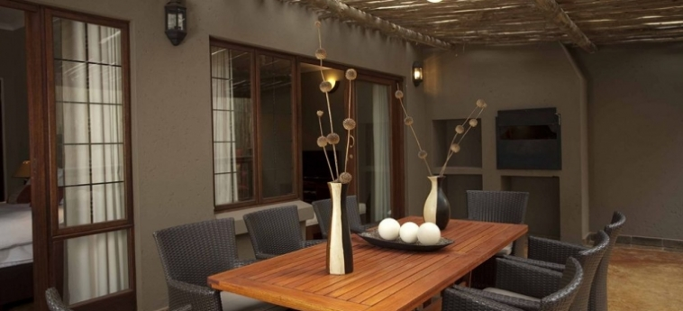 Hotel Seasons Sport And Spa: Intérieur HARTBEESPOORT