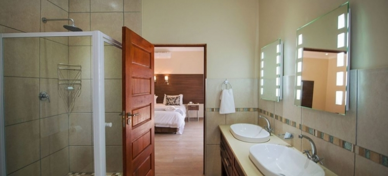 Hotel Seasons Sport And Spa: Salle de Bains HARTBEESPOORT