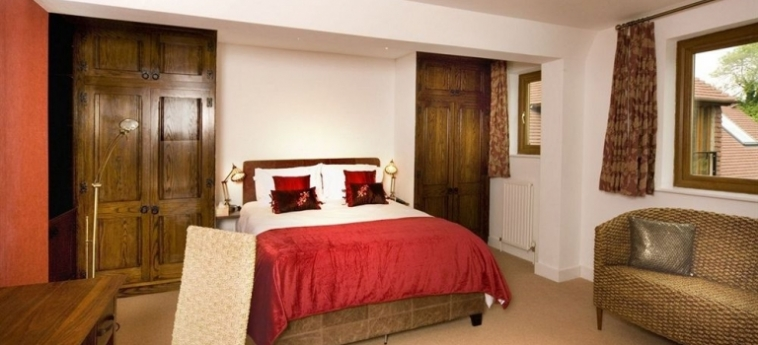 Hotel Tovey Lodge: Campo de Golf HASSOCKS