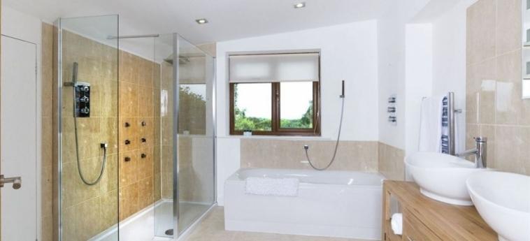 Hotel Tovey Lodge: Cuarto de Baño - Suite HASSOCKS