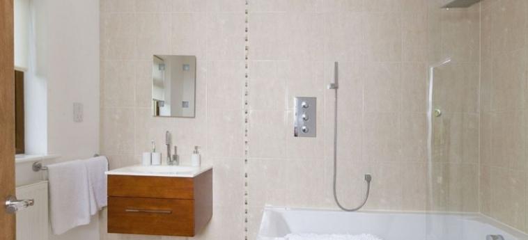 Hotel Tovey Lodge: Cuarto de Baño HASSOCKS