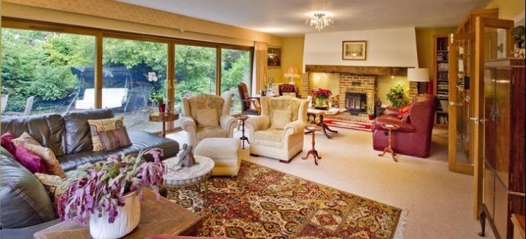 Hotel Tovey Lodge: Entorno HASSOCKS
