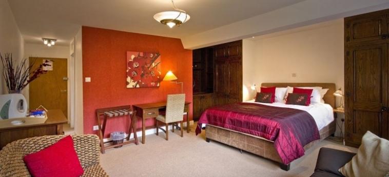 Hotel Tovey Lodge: Escalinata HASSOCKS