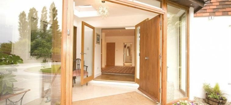 Hotel Tovey Lodge: Hall HASSOCKS