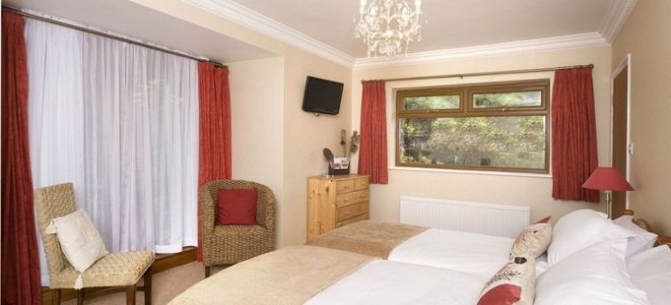 Hotel Tovey Lodge: Room - Guest HASSOCKS