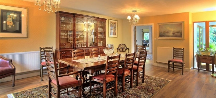 Hotel Tovey Lodge: Villa HASSOCKS
